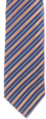 Charvet Silk Striped Tie