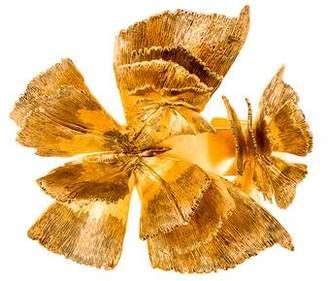 Alexander McQueen Butterfly Cuff