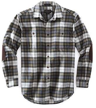 Pendleton Men's Long Sleeve Button Front Hawthorne Flannel Shirt