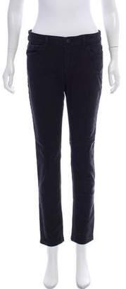 DL1961 Mid-Rise Straight-Leg Jeans