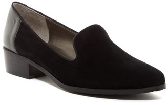 Tahari Luna Smoking Loafer $98 thestylecure.com