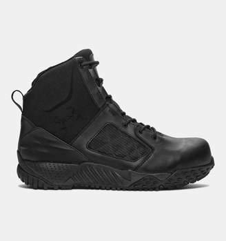 Under Armour Men's UA Zip 2.0 Protect Tactical Boots