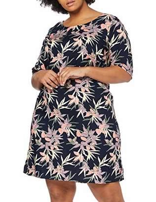 Junarose Women's Jrarya 2/4 Sleeve Above Knee Dress Mh- K(Size: 44)