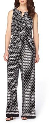 Women's Tahari Jersey Jumpsuit $138 thestylecure.com