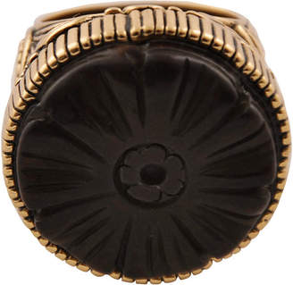 Artsmith BY BARSE Art Smith by BARSE Wood Statement Ring