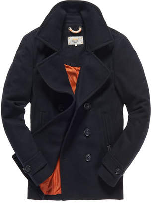 Superdry Commodity Slim Pea Coat