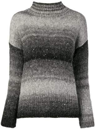 Snobby Sheep gradient-effect sweater