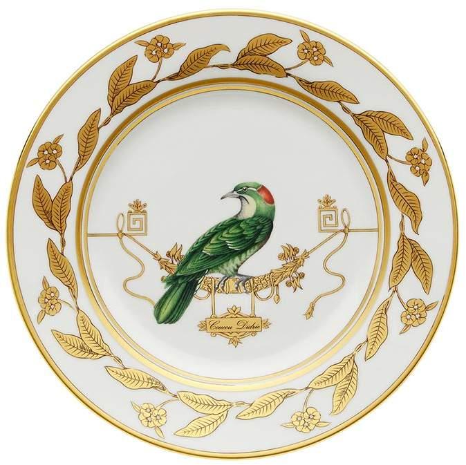 Richard Ginori 1735 Voliere Coucou Dessert Plate (22cm)