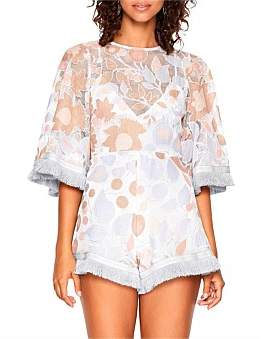 Alice McCall Cherries On Top Playsuit