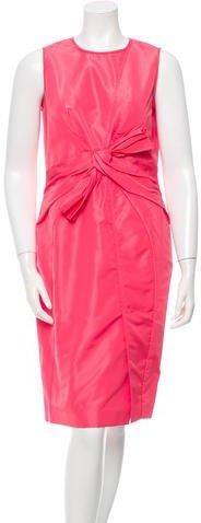 Paule KaPaule Ka Twist Front Dress w/ Tags