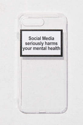 Urban Sophistication Social Media iPhone Case