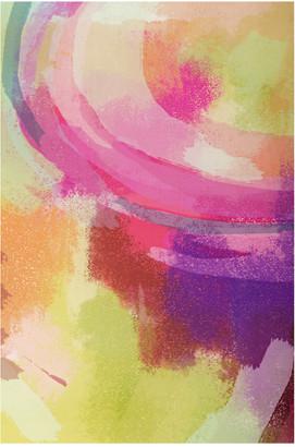 Imax Trisha Yearwood Abstract Acrylic Framed Wall Decor