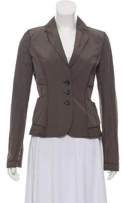 Elizabeth and James Notched Collar Casual Jacket