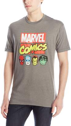 Freeze Men's Marvel Comics Groupshot