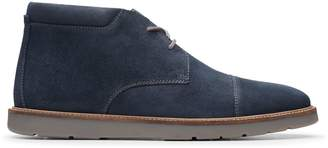 Clarks Collection By Grandin Top Suede Ankle Boots