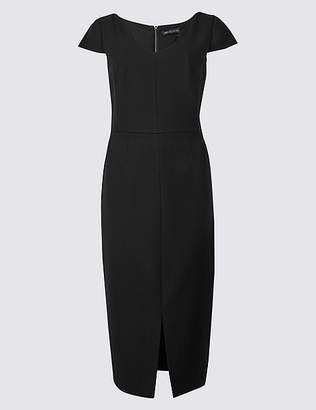 Marks and Spencer Short Sleeve Bodycon Dress