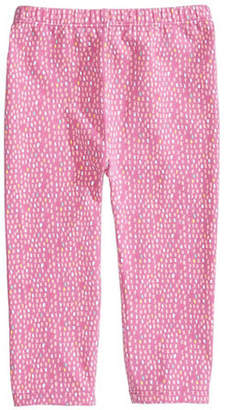First Impressions Sketch Cotton Leggings