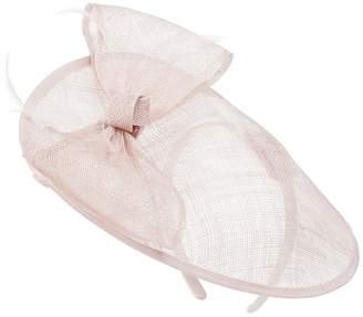 Accessorize Tilly Teardrop Fascinator - Pale Pink