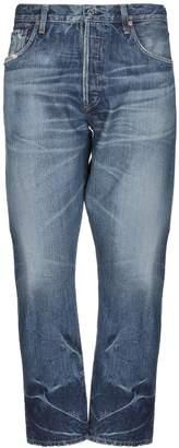 Citizens of Humanity Denim pants - Item 42738337ES