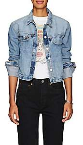 RE/DONE Women's Deconstructed Denim Jacket