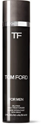 Tom Ford Oil-Free Daily Moisturizer, 50ml - Men - Black