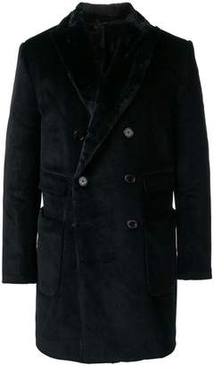 Daniele Alessandrini double breasted coat