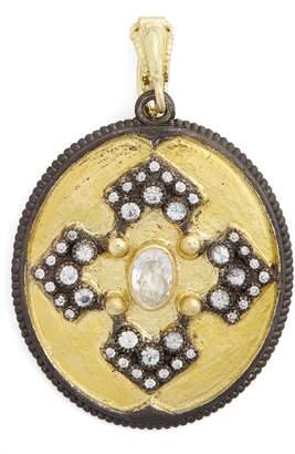 Armenta Old World Diamond Pendant