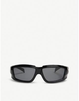 Rick Owens Rick rectangular-frame sunglasses