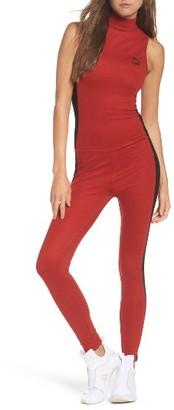 Women's Puma T7 Jumpsuit $75 thestylecure.com