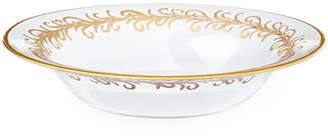 """Oro Bello"" Soup Bowls, Set of 4"