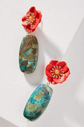 Anthropologie Impressionist Drop Earrings