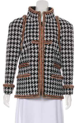 Chanel 2017 Tweed Jacket