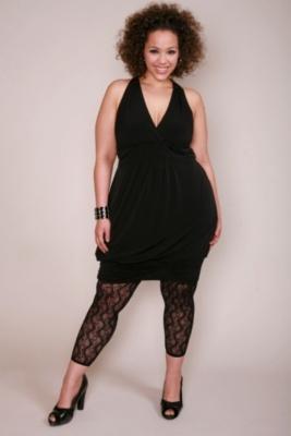 Black Ruched Banded-Hem Sleeveless Bubble Dress