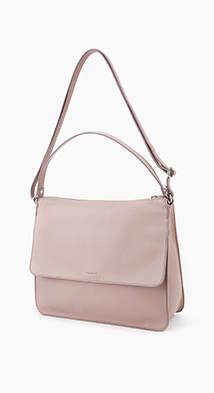 Esprit Classic faux leather shoulder bag