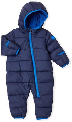 Michael Kors Newborn/Infant Boys) Hooded Pram Snowsuit