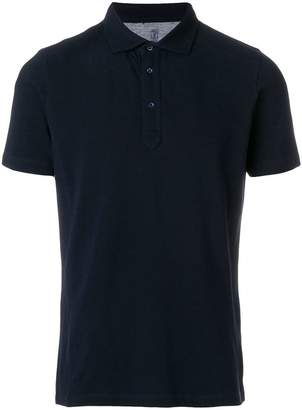 Brunello Cucinelli button up polo shirt