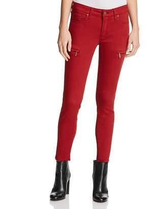 Mavi Jeans Karlina Skinny Jeans in Brick Twill