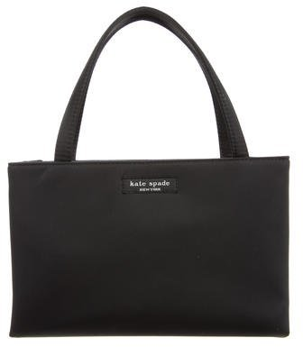 Kate SpadeKate Spade New York Satin Nylon Handle Bag