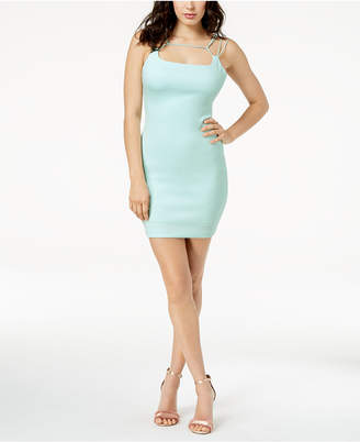 GUESS Gillian Strappy Bodycon Dress
