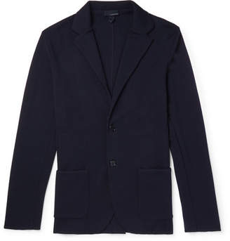 Lardini Slim-Fit Wool Cardigan