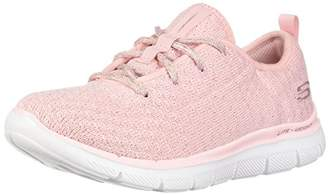 Skechers Girls' Skech Appeal 2.0-Bold Move Trainers, (Light Pink), 29 EU