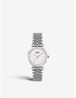 Tissot T109.210.11.031.00 Everytime stainless steel watch
