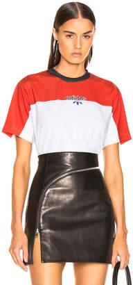 Alexander Wang Adidas By adidas by Photocopy Tee in Stone Brick & Clear Grey | FWRD