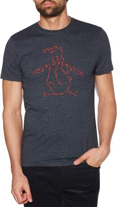 Original Penguin Dance Step Pete Graphic T-Shirt