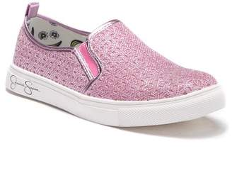 2a07b7136bc Jessica Simpson Dayna Slip-On Sneaker (Little Kid   Big ...