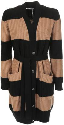 Max Mara Striped Cardi-coat