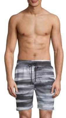 Trunks Brushstroke Swim