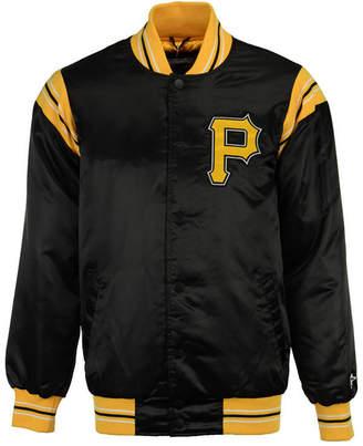 Starter Men's Pittsburgh Pirates Legacy Satin Jacket