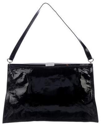 Devi Kroell Patent Leather Shoulder Bag