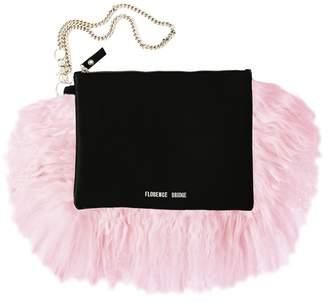 Florence Bridge - Fluffy Bianca Clutch Bag Pink